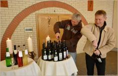 Žehnání svatomartinského vína