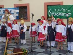 Slavnosti vína Uherské Hradiště