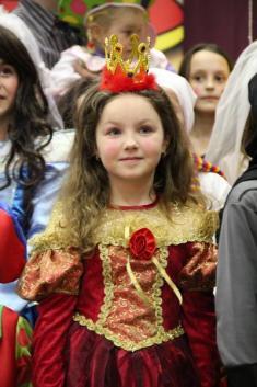 Karneval - Sdružení rodičů a přátel školy