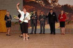 Vinařské slavnosti - vyhlášení TOP vína Slovácka