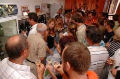 Vinařské slavnosti - ve šlechtitelské stanici