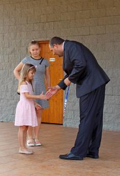 Zahájení školního roku a slavnostní otevření odborných učeben v ZŠ Polešovice
